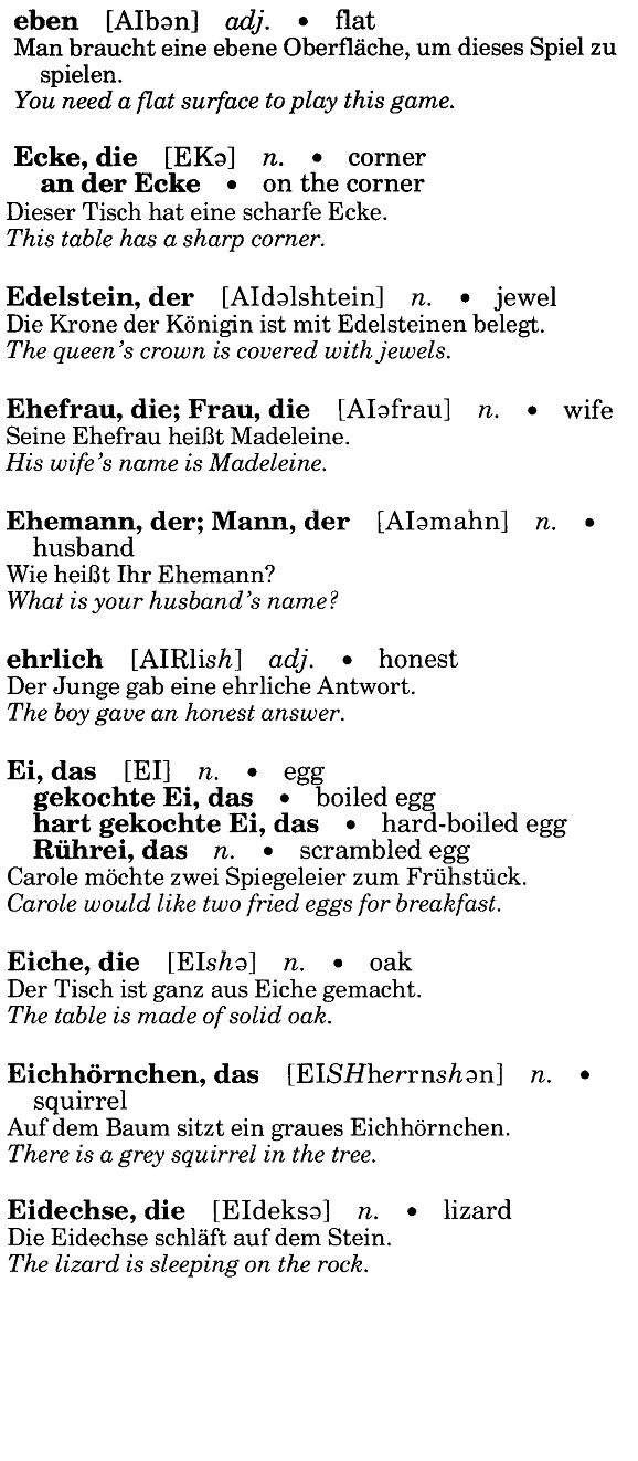 1397 best German -words images on Pinterest | Learn german, German ...