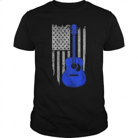 ACOUSTIC GUITAR (BLUE) - #best hoodies #design shirt. I WANT THIS =>…
