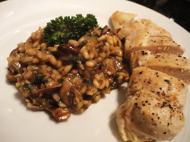 Last month my boyfriend and I went to Galvin at Windows for our anniversary dinner, where I had the most wonderful wild mushroom risotto ...