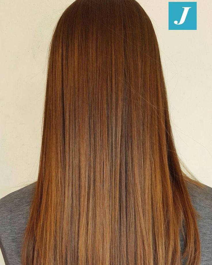 Quando il tuo colore di capelli parla con le immagini sicuramente stai indossando il Degradè Joelle!!!#cdj #degradejoelle #tagliopuntearia #degradé #igers #musthave #hair #hairstyle #haircolour #longhair #ootd #hairfashion #madeinitaly...