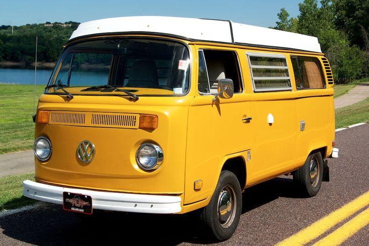 1977 Volkswagen Westfalia Camper Photo 12