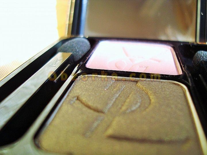 С тенями фирмы Yves Saint Laurent мой макияж всегда безупречен