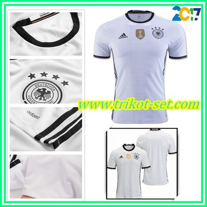 Original Deutschland Nationaltrikot Heim Weiß 2016/17 Shop