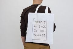 VOOZEK: Torba There is no D*ck in the Village