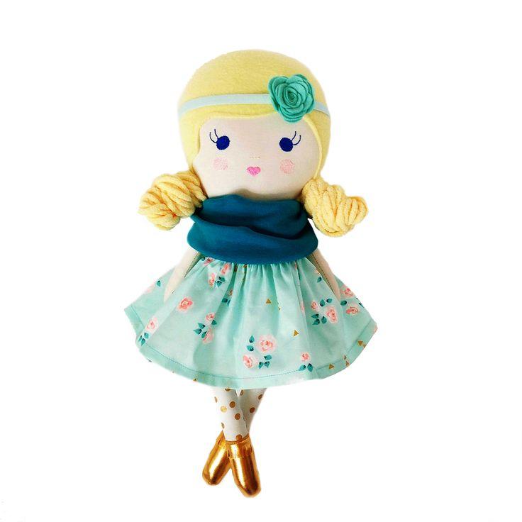 Handmade Flora Doll – The Project Nursery Shop