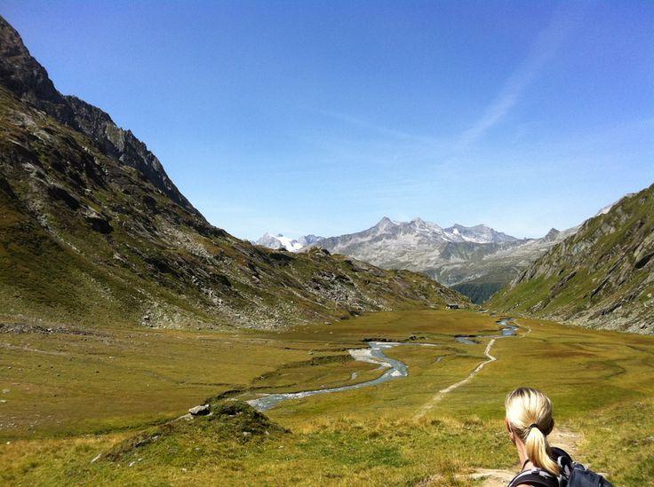 Wanderung - Escursione - Hiking tour #Röttal #Kasern #Casere #Ahrntal #ValleAurina