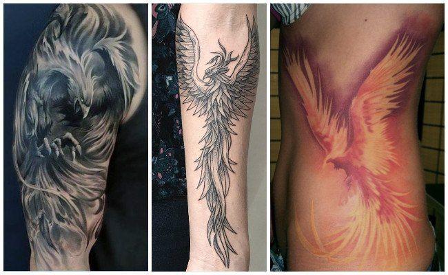 Tatuajes Del Ave Fenix Para El Brazo Ave Fenix Tatuaje Tatuaje De Fenix Para Hombre Ave Fenix