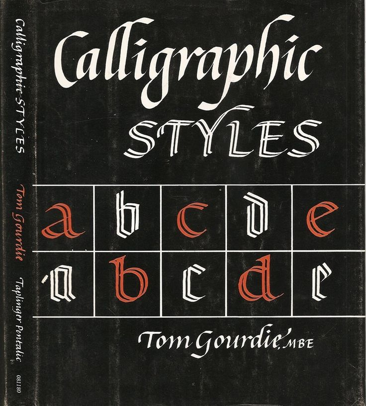 Uncovering Calligraphy: Learning the Traditional and Modern Art of Handwriting