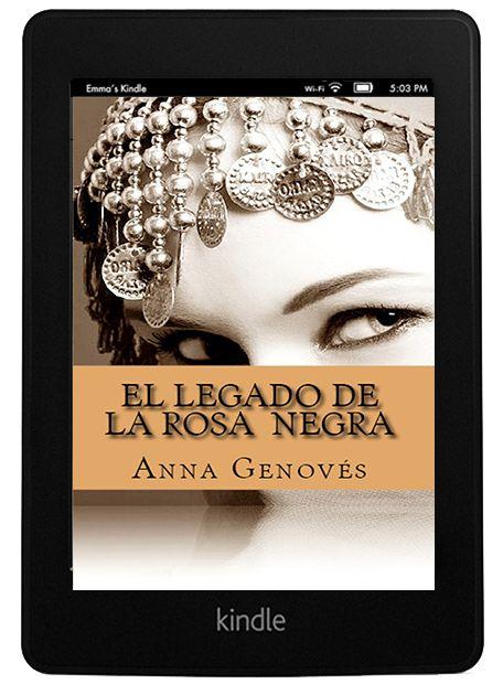 Compartiendo alegrías... Me he llevado una grata sorpresa al encontrar la reseña de una de mis novelas en el blog mexicano 'difusiòn'. ¡Viva México! https://annagenoves2012.blogspot.com.es/2016/09/resena-de-el-legado-de-la-rosa-negra-en.html P.D. Erótika en proceso de publicación. Gracias por vuestro apoyo :)