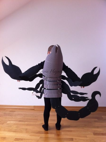 Skorpió jelmez