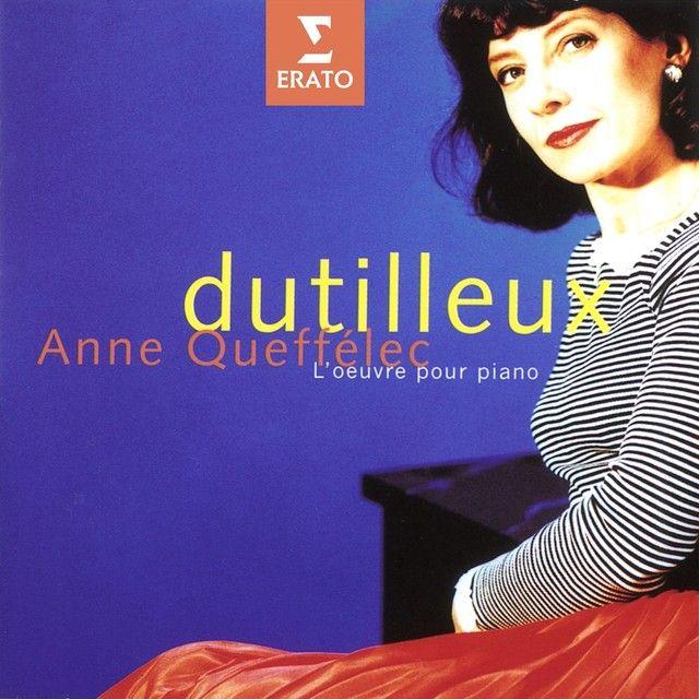 Sonata for Piano: II. Lent by Henri Dutilleux Anne Queffélec