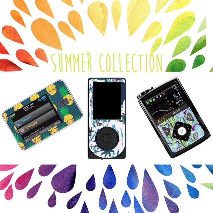 Custom skins for OmniPod, Dexcom, Tandem, Medtronic, Animas, OneTouch – Pump Peelz
