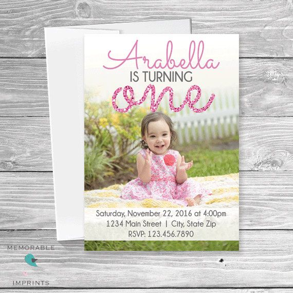 55 best Girl Birthday Party Invitations images – Toddler Girl Birthday Invitations