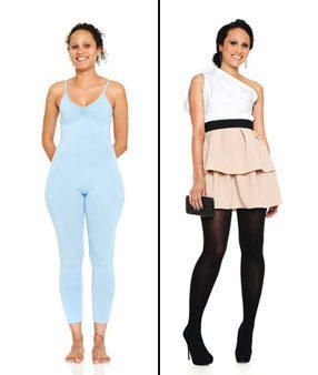 Style Tip--How to Find Your Bodys Sexiest Dress:Pear shaped