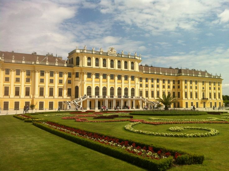 Schloss Schönbrunn ~ Vienna, Wien, Austria: Entrance to the Schönbrunn Palace gardens is also free (though you have to pay a couple of euros to go into the maze or Gloriette viewing terrace).