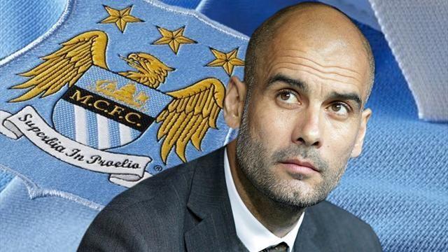 Pep Guardiola touchera 20 millions par an à Manchester City - Premier League 2015-2016 - Football - Eurosport