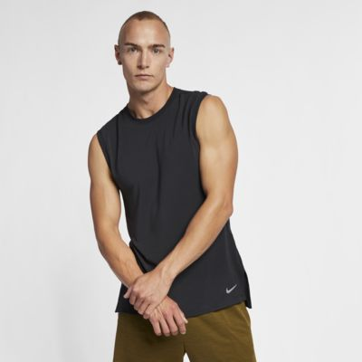 c179f222d9 Find the Nike Dri-FIT Men's Yoga Training Tank at Nike.com. Enjoy free  shipping and returns with NikePlus.