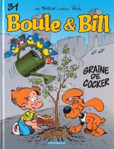 Boule et Bill -02- (Édition actuelle) -31- Graine de cocker