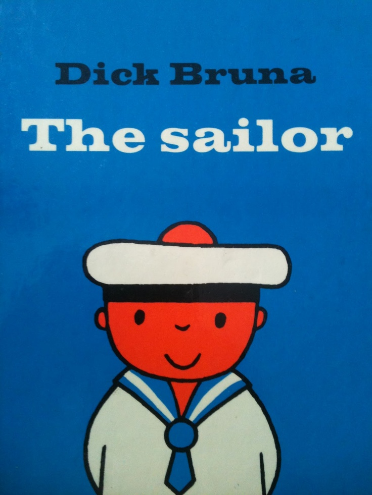 Dick Bruna - Hello Sailor. dd