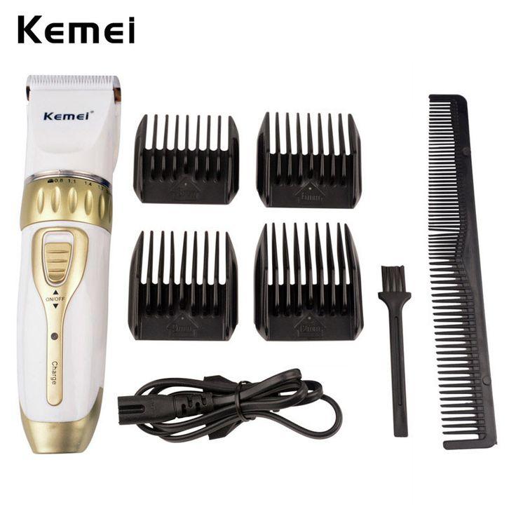 Kemei Professional Hair Clipper Adjustable Haircut Machine Hair Cutting Machine Electric Hair Beard Trimmer Cutter Men Kids 6666 #clothing,#shoes,#jewelry,#women,#men,#hats,#watches,#belts,#fashion,#style