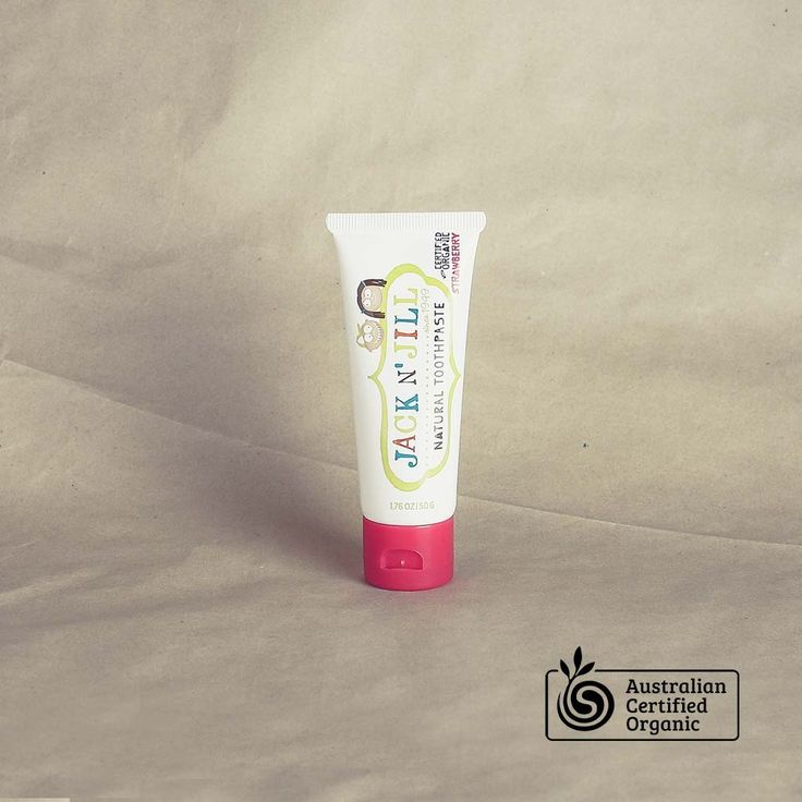 #Jack #N' #Jill - Natural Calendula #Toothpaste - Strawberry Flavour Once those little baby pearly whites poke their way through little gums, they need to be brushed every day. Well, Jack N' Jill toothpaste – Strawberry Flavour is here to save your sanity! The Jack N' Jill Natural Calendula Toothpaste is sugar free, colour free, SLS free, fluoride free and preservative free, but best of all – it tastes just like STRAWBERRY! #organic