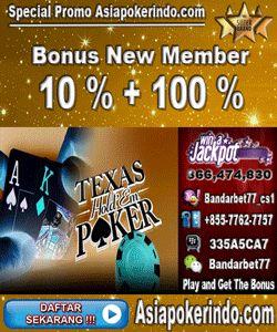 TOUCH this image: Situs Poker Online Terbaik dan Terpercaya Resmi Indonesia by Clarisa Kartina