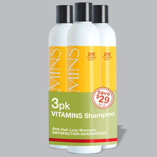 VITAMINS Hair Loss Shampoo