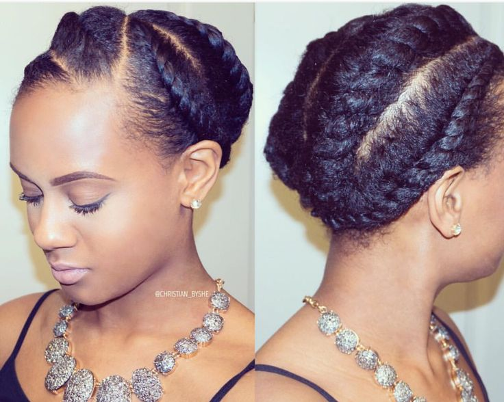 twisted styles for hair flat twists more hair 3173