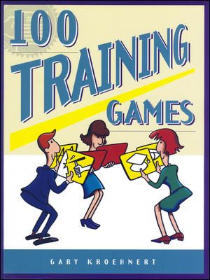 An invaluable source of lively, stimulating role-plays, simulations, and exercises, suitable for almost every conceivable kind of training program. Games for improving communication skills, creating teamwork, learning perception skills, plus many others.