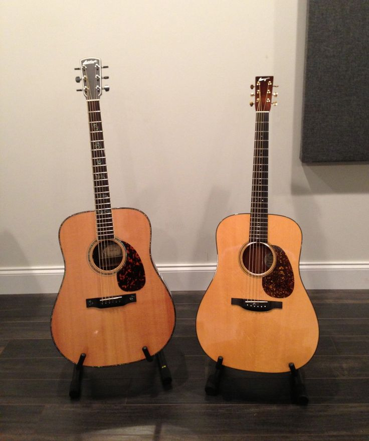 Guitar Talk: Larrivee D-10 and Bourgeois Country Boy  My