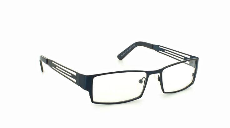 Facettenreich, und trotzdem zielstrebig. Das spricht für die Träger dieser schönen trendigen Vollrandbrille Petra.