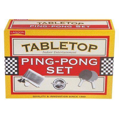 Ping Pong Tabletop