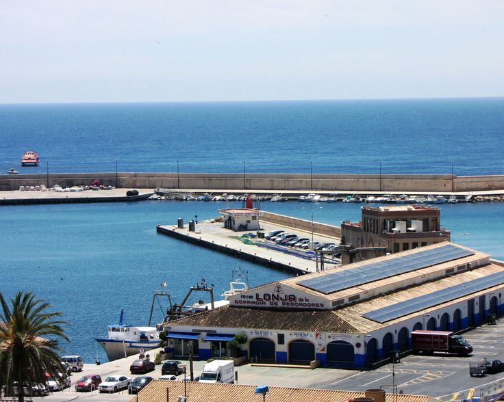 Puerto de #Calpe #CostaBlanca