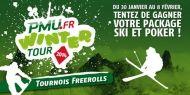 PMU Winter Tour revient cette année encore pour les amoureux des tapis verts qui rêvent de poudreuse. Durant deux semaines, le PMU.fr Winter Tour sillonnera les stations de ski et proposera aux vacanciers de nombreuses animations.  http://www.kalipoker-fr.com/bonus-et-promotions/pmu-poker-winter-tour.html