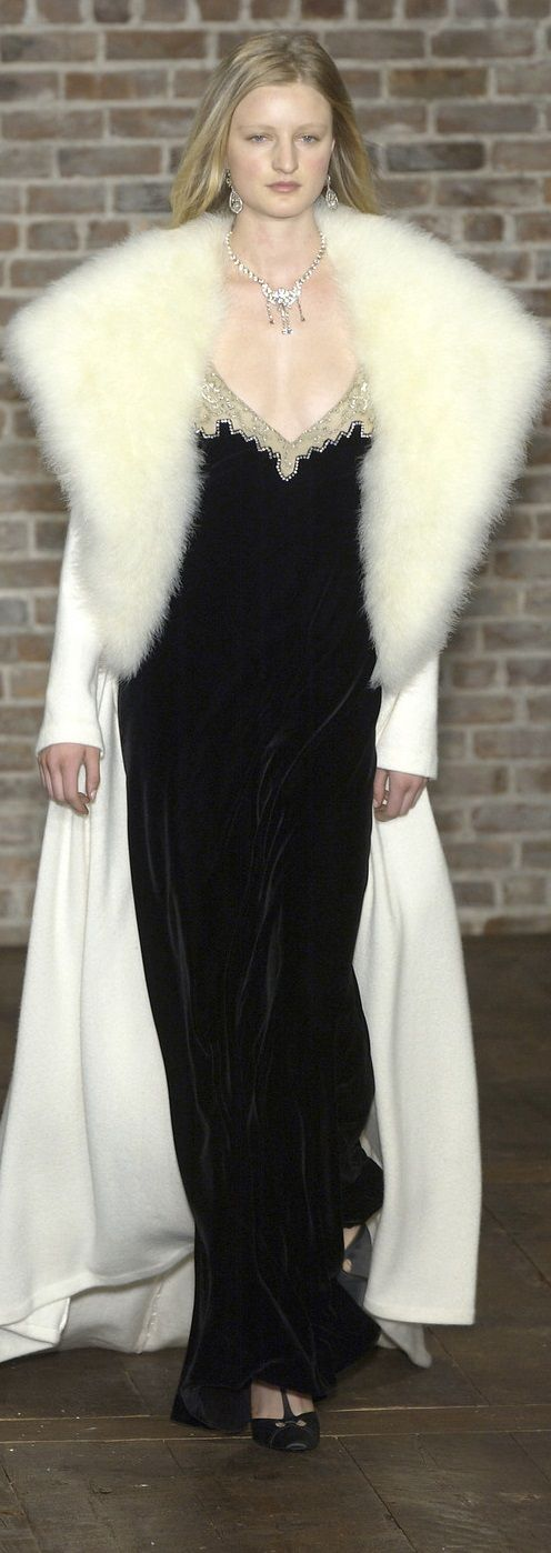Ralph Lauren, Autumn/Winter 2003, Ready to Wear