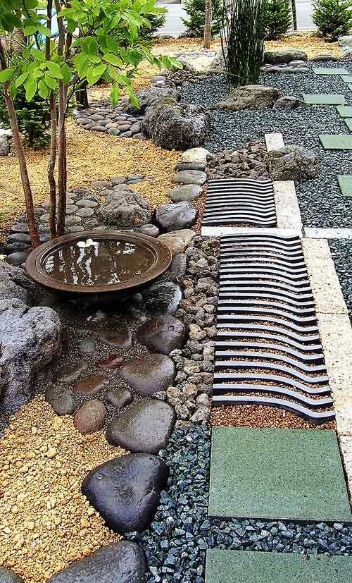 38 Glorious Japanese Garden Ideas: 38 Best Images About JARDIN ZEN On Pinterest