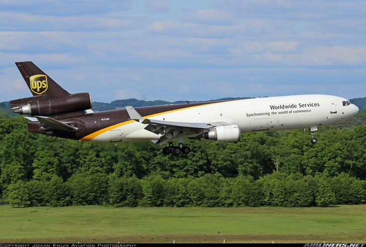 McDonnell Douglas MD-11(F) - United Parcel Service - UPS | Aviation Photo #4426697 | Airliners.net
