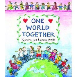 One World Together (paperback) $16.95