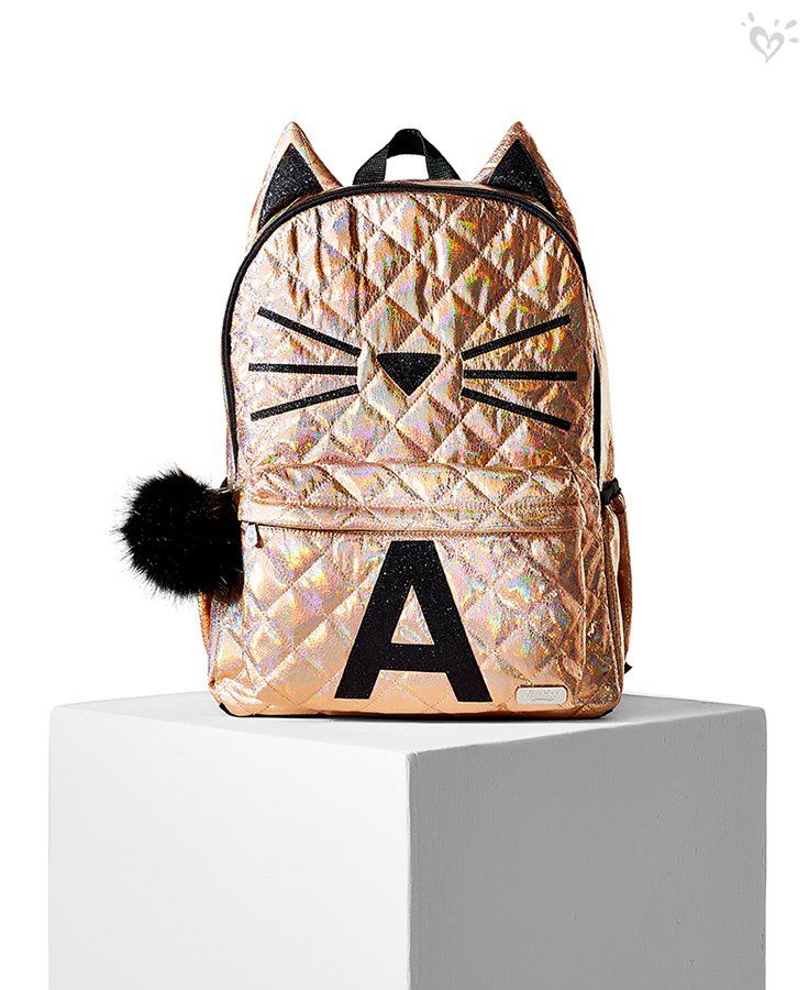Critter Cuteness That Shines Tween Girls Bags Girls Bags Cute Girl Backpacks