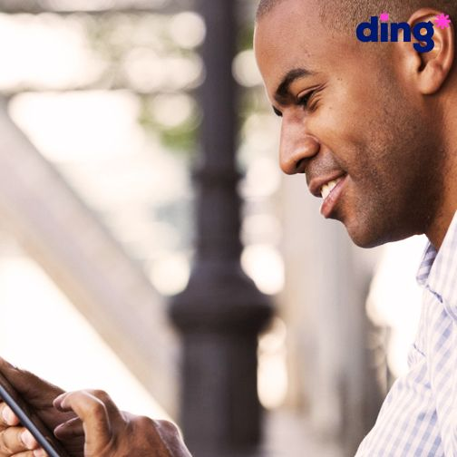 Have you heard about Ding?