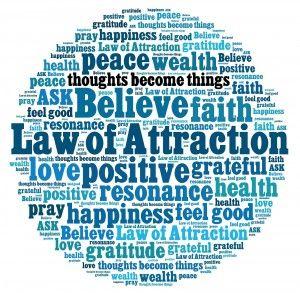 Blog: Mijn persoonlijke relatie met de Wet van Aantrekkingskracht.