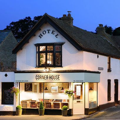 The Corner House Kent Review | Gastro pubs with Rooms | Red Online
