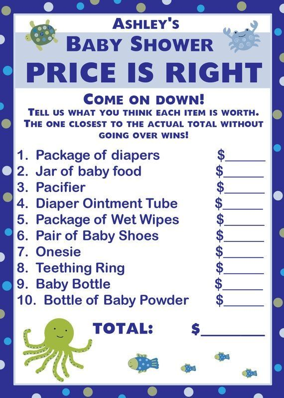 good baby shower games  this sounds like fun! by june