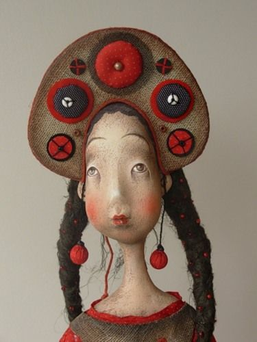 Anna Zueva creation