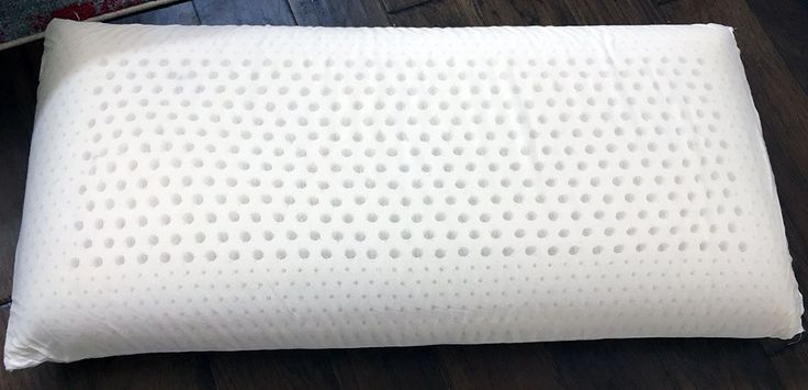 Our Z 100% Natural Talalay Latex Zoned Pillow Review