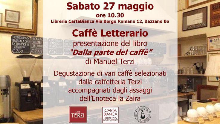 #caffeterzi #unatazzaallaltezza #cartabiancalibreria #enotecalazaira