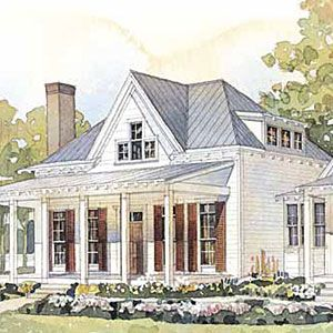 Our Top 25 House Plans   Cottage of the Year   CoastalLiving.com