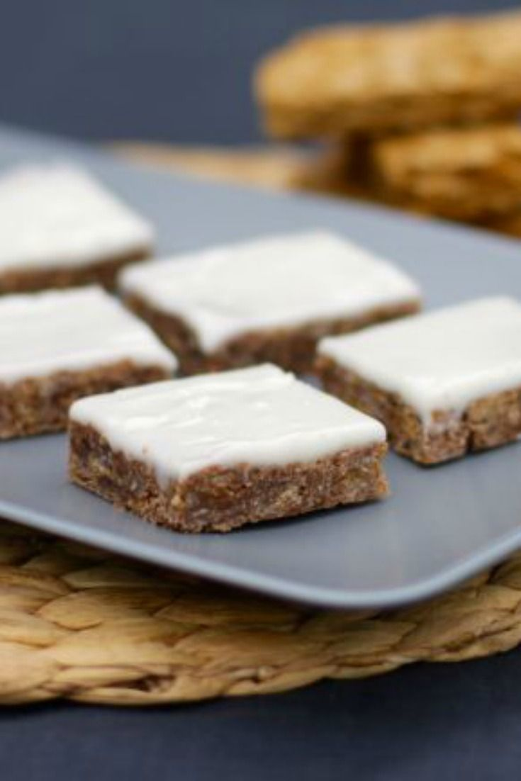Weetbix slice = the ultimate lunch box treat or after-school snack!