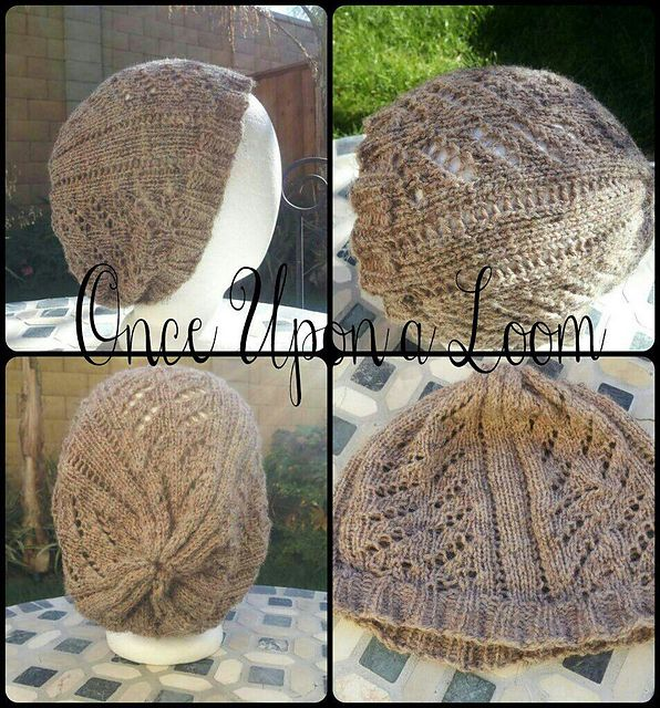 Ravelry: Wonderland Tam (Loom Knit) pattern by Once Upon A Loom  I want this