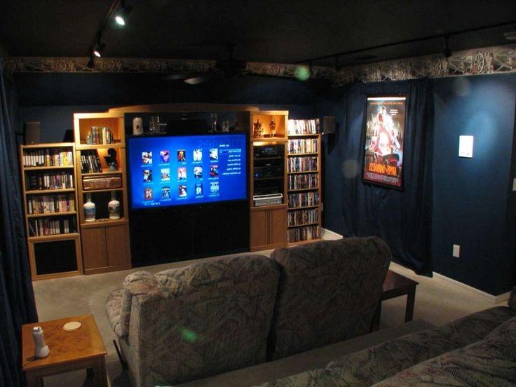 25 Best Ideas About Modern Tv Room On Pinterest